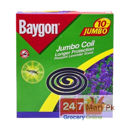 Baygon Jumbo Coil Longer...