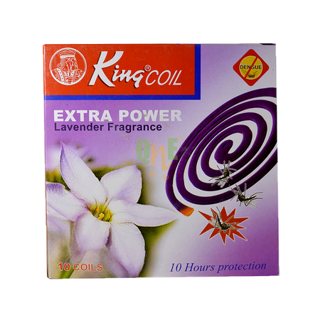 King Coil Extra Power...