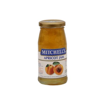 Mitchells Apricot Jam 340 gm