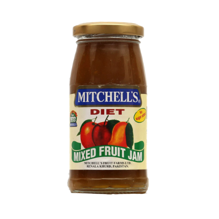 Mitchells Jam Diet Fruit...