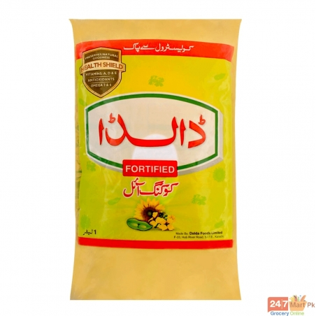 Dalda Sunflower Cooking Oil...