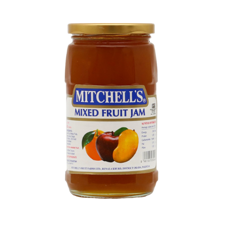 Mitchells Jam Fruit Mixed...