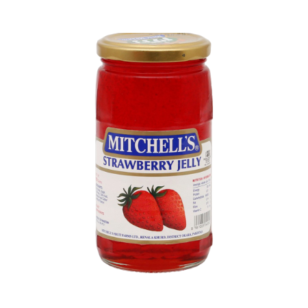 Mitchells Jelly Strawberry...