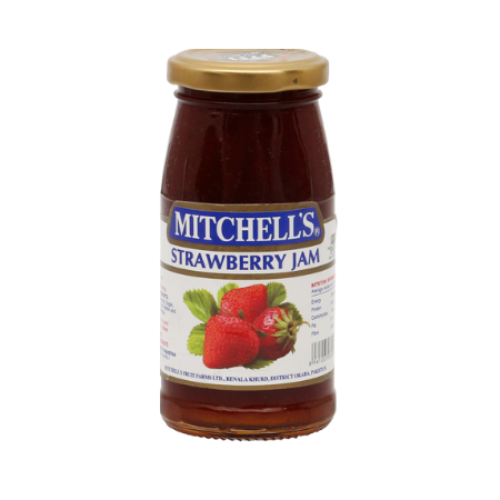 Mitchells Strawberry Jam...