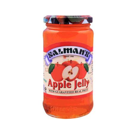 Salman Apple Jelly 450 gm