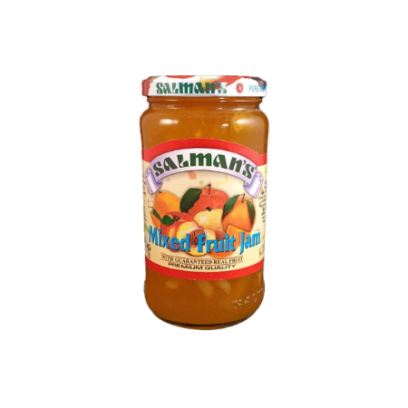 Salman Jam Mixed Fruit 450 gm