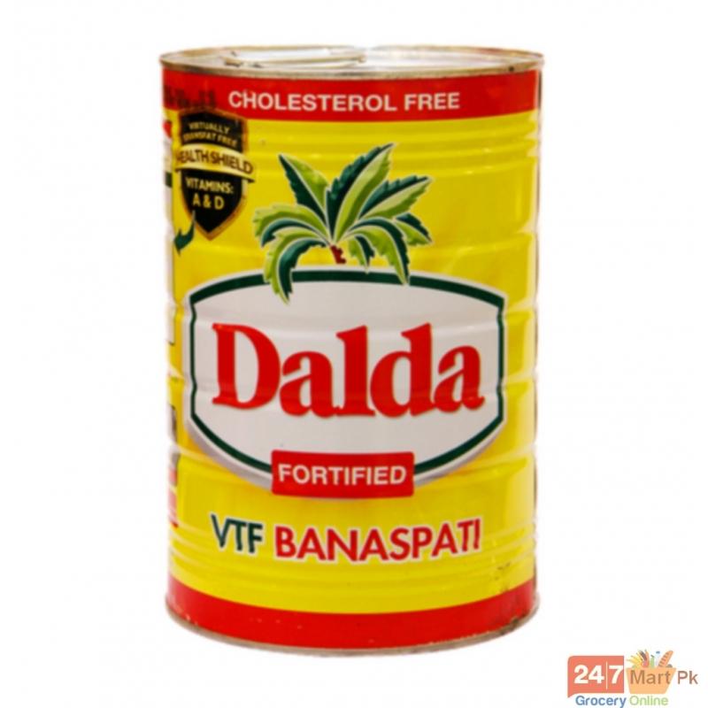 Dalda Vtf Banaspati Ghee Tin 5 kg