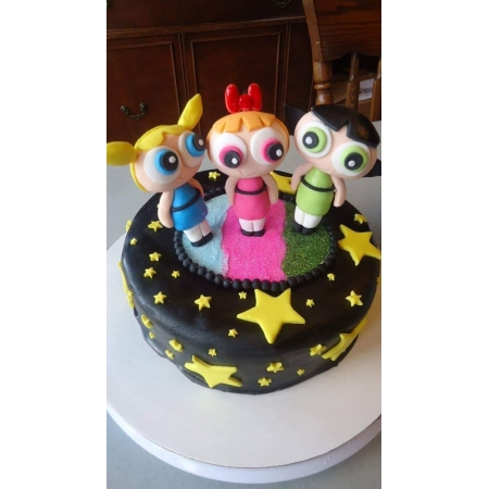 Happy Birthday Powerpuff Girls