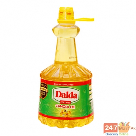 Dalda Canola Oil Bottle 3 ltr