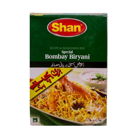 Shan Bombay Biryani Masala...