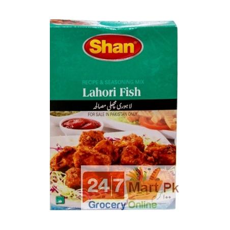 Shan Lahori Fish Masala 50 gm
