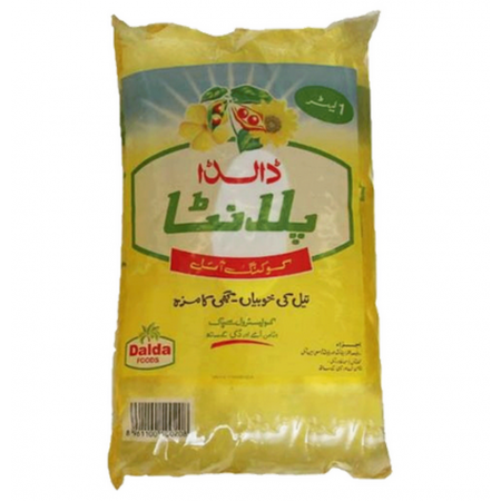 Dalda Planta Cooking Oil Pouch