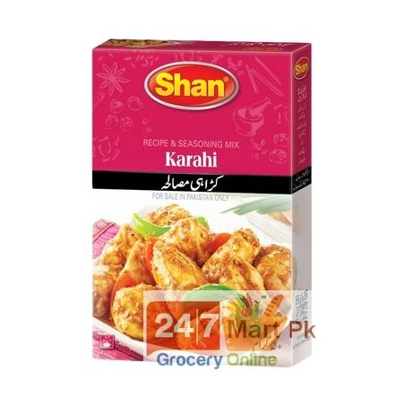 Shan Masala Karahi 50 gm
