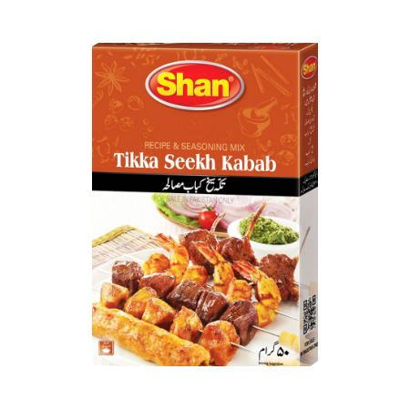 Shan Masala Tikka Seekh...