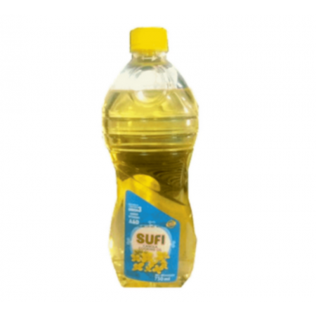 Sufi Canola Cooking Oil 750 ml