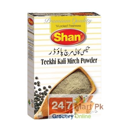 Shan Teekhi Kali Mirch Powder 50 gm