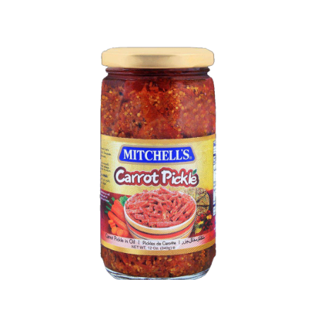 Mitchells Carrot Pickle 340 gm