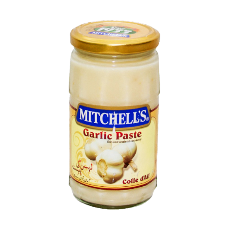 Mitchells Garlic Paste 320 gm