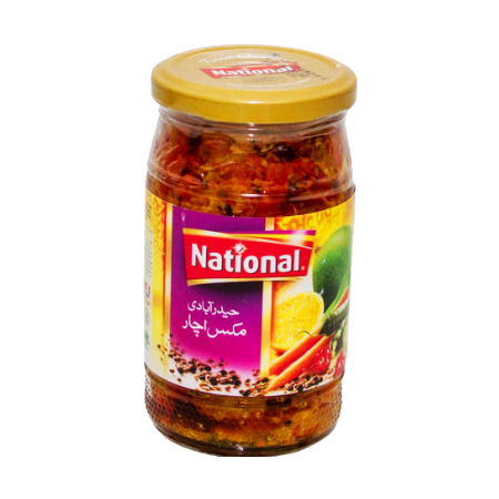 National Pickle Hydrabadi...