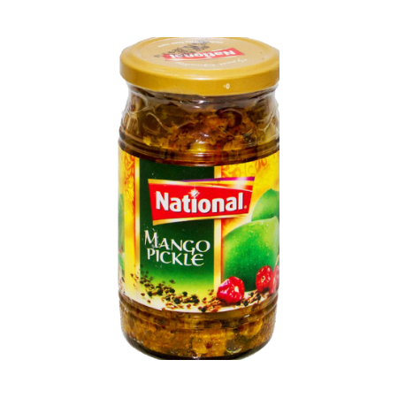 National Pickle Mango 320 gm