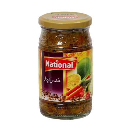 National Pickle Mixed 320 gm