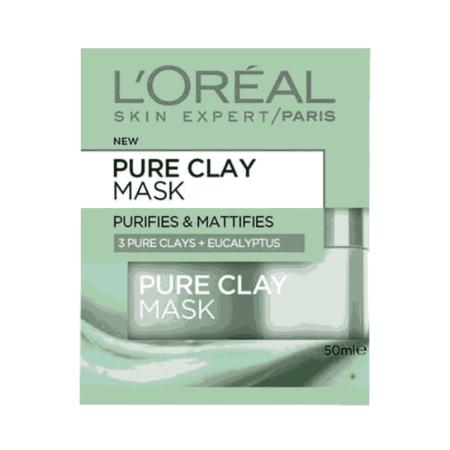 Loreal Pure Clay Eucalyptus...