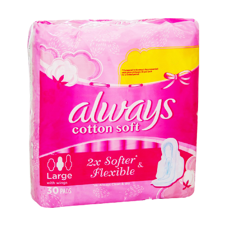 Always Pad Premium Care...