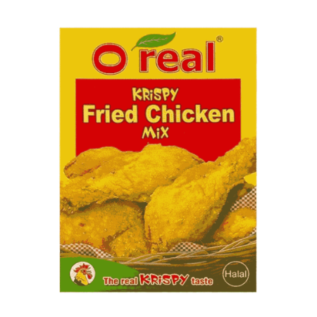 Oreal Krispy Fried Chicken...