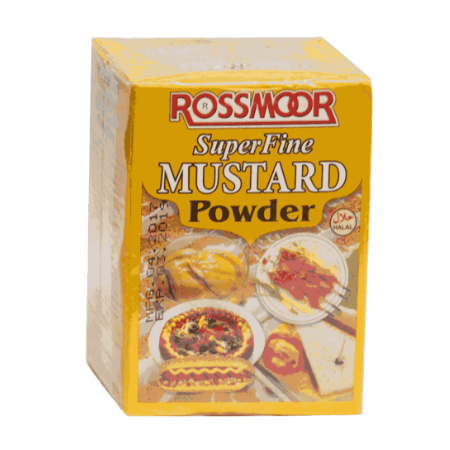 Rossmoor Mustard Powder 100 gm
