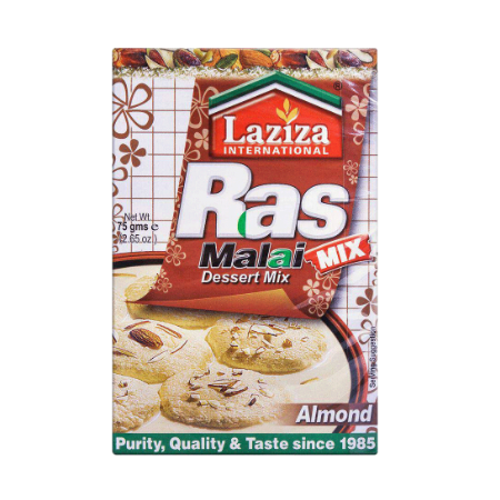 Laziza Rasmalai Mix Almond...