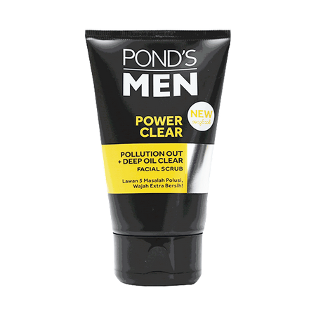 Ponds Men Pollution Out All...