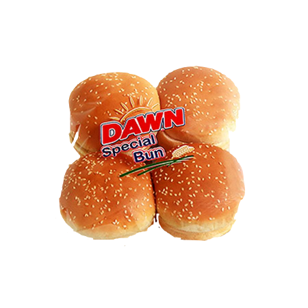 Dawn Bread Real Burger Bun