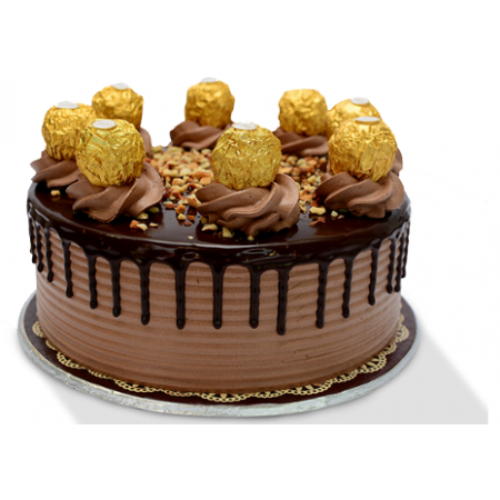 Ferrero Rocher Cake 3 Pounds