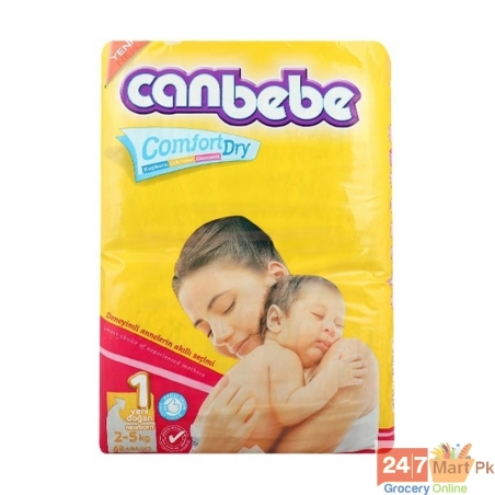 Canbebe Diaper New Born 1...
