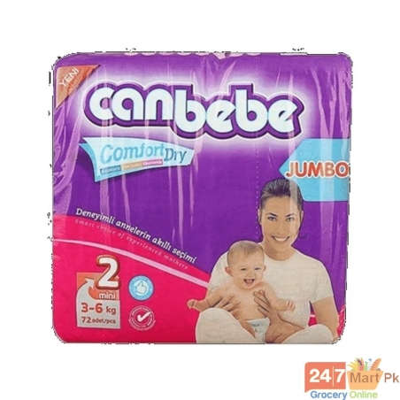Canbebe Diaper New Jumbo...