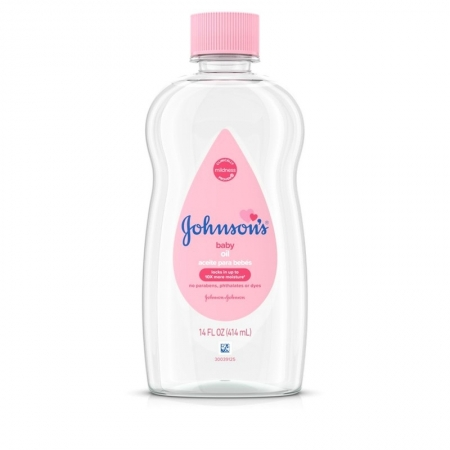 Johnsons Baby Oil 414 ml