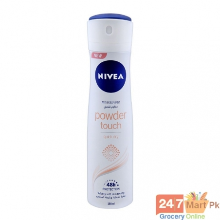 Nivea Powder Touch...