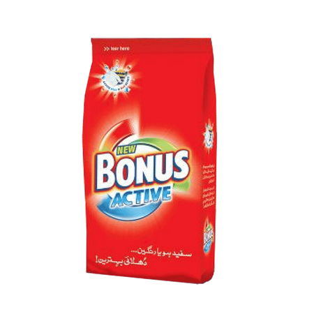 Bonus Washing Powder Active...