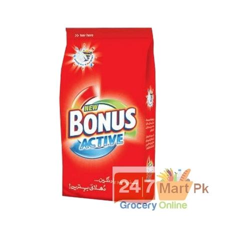 Bonus Washing Powder Active...