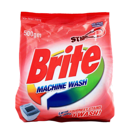 Brite Washing Powder...