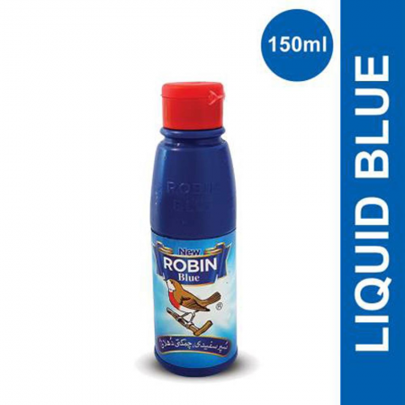 Robin Liquid Blue