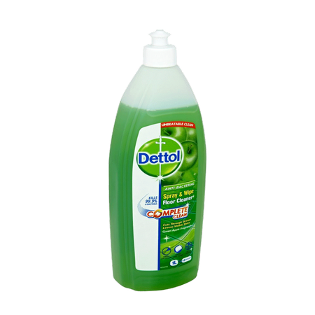 Dettol Green Apple Cleaner...