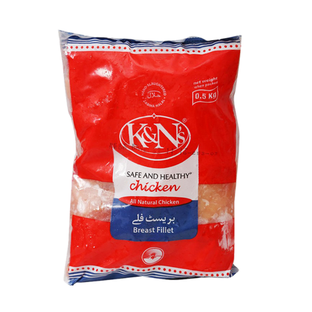 K&N's Breast Fillet 500 gm