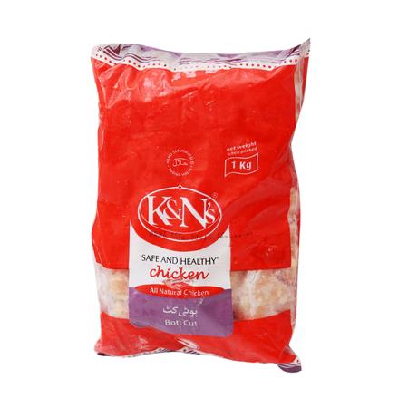 K&N's Chicken Boti Cut 1 kg