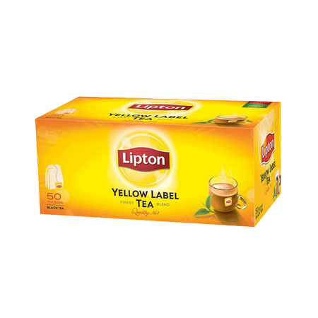 Lipton Tea Yellow Label 50...