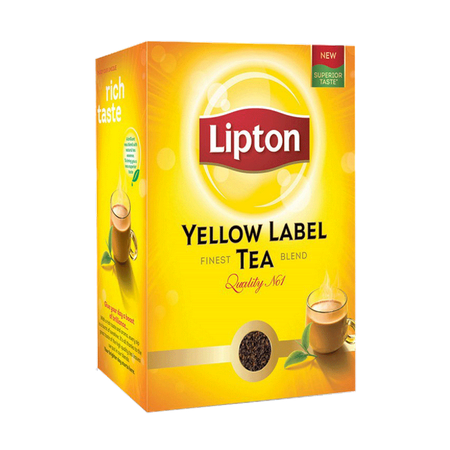 Lipton Yellow Label Tea 380 gm