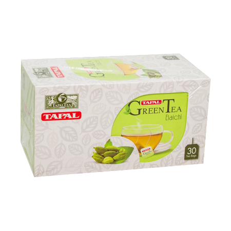 Tapal Green Tea Elaichi 30...