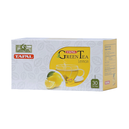 Tapal Green Tea Lemon 30...