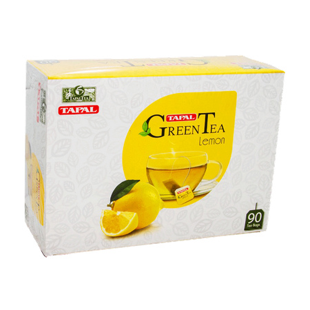 Tapal Green Tea Lemon 90...