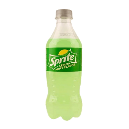 Sprite Lemon Mint Flavor...